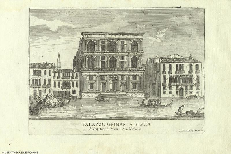 Palazzo Grimani a S. Luca